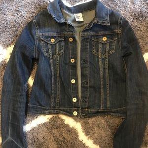 H&M jean jacket sz 8